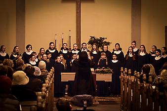 Koncert v Červeném kostele 2017