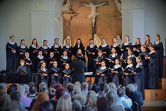 Koncert Vítr v Chrámu