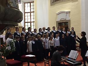 Koncert Židlochovice 2016