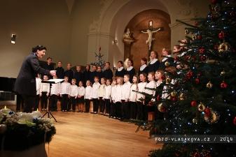 Vánoční koncert 2014